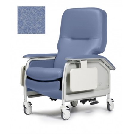 Graham-Field Health FR566G9207 Recliner Dlx Cl Care Ice Blue Ca133 Lumex