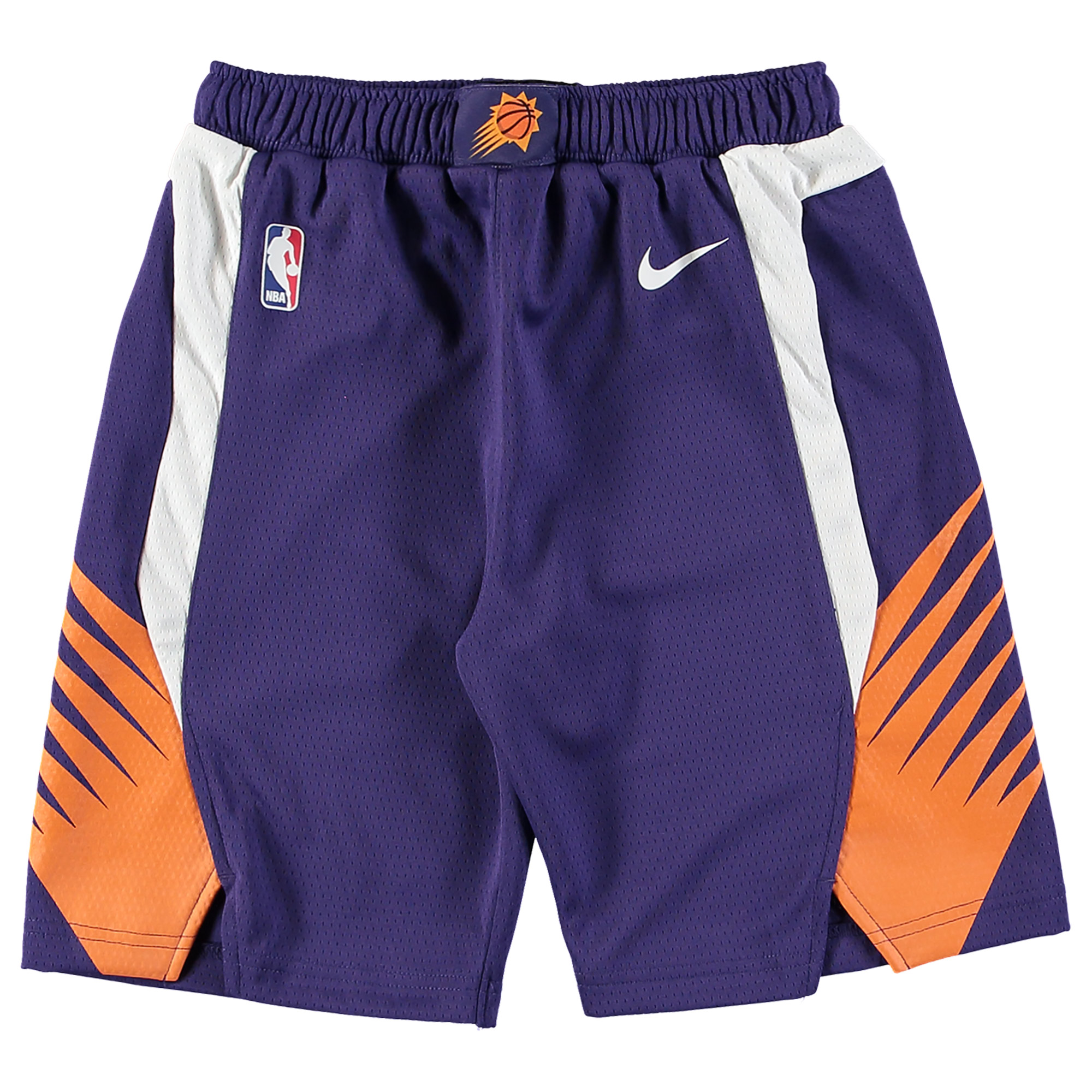 Phoenix Suns Nike Youth Swingman Icon Performance Shorts - Purple