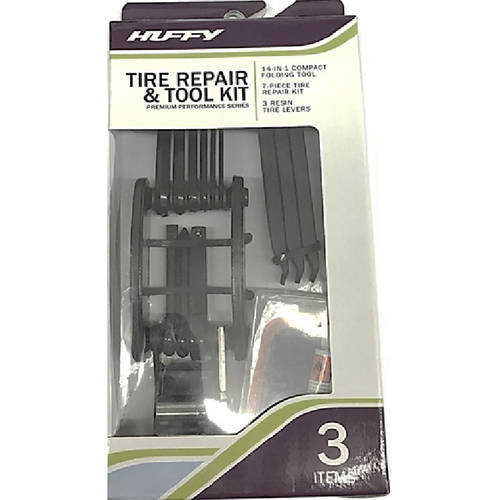 Huffy Complete Bicycle Tool and Repair Kit