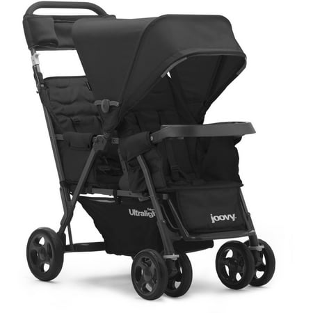 Joovy Caboose Too Ultralight Sit and Stand Tandem Stroller,
