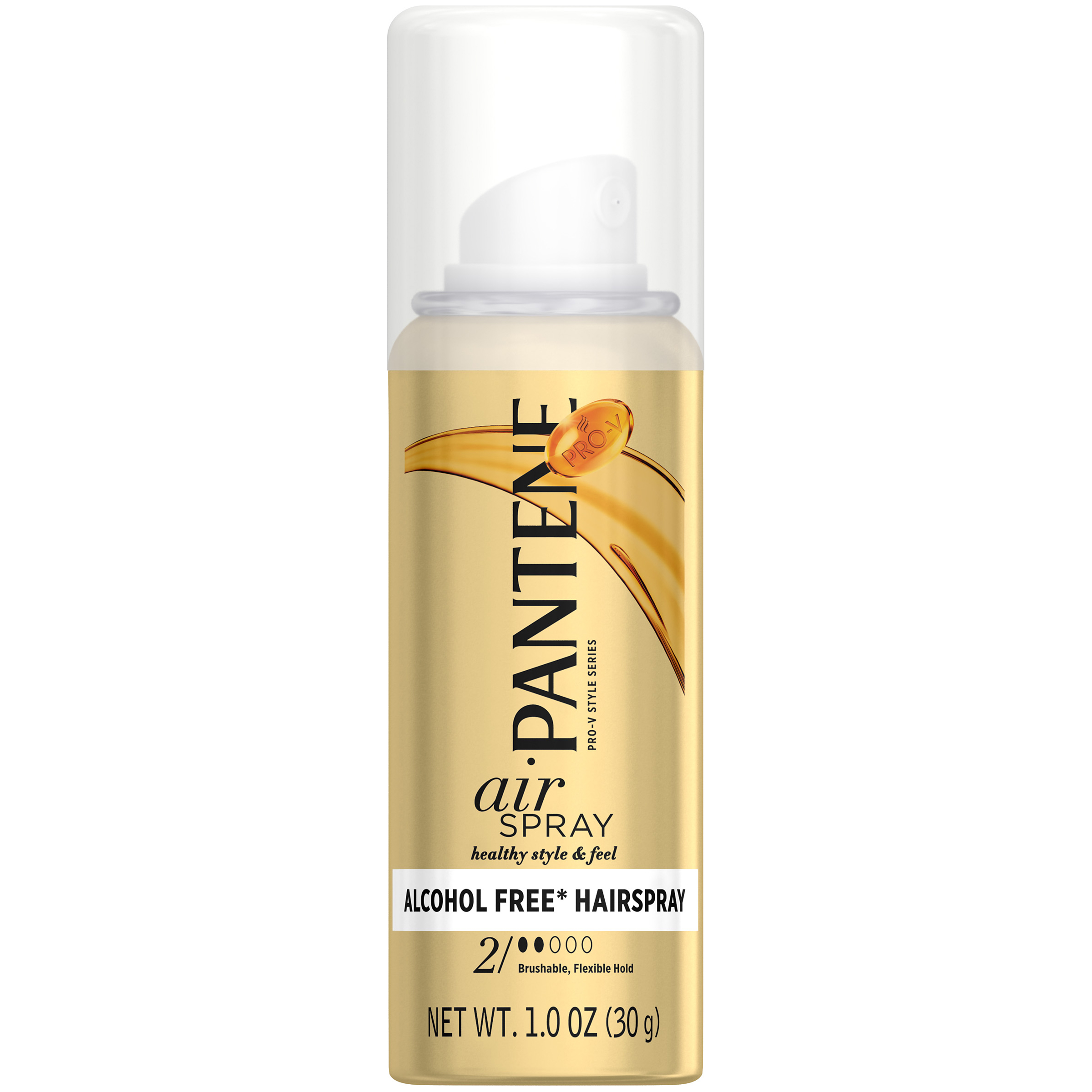 Styling Pantene Pro-V Airspray Flexible Hold Hair Spray 1 oz (trial size)