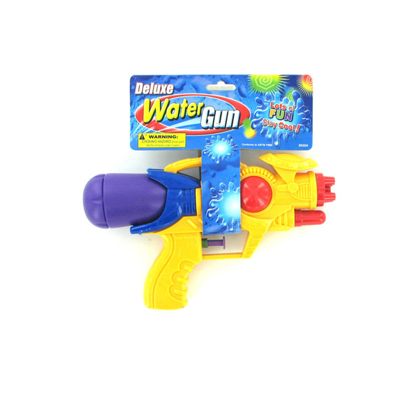 Super Splash Water Gun (Pack Of 24) by Bulk Buys