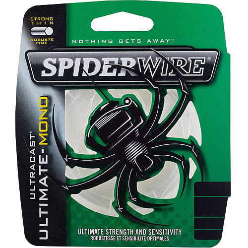 SpiderWire Ultracast Ultimate Monofilament Fishing Line by Spiderwire