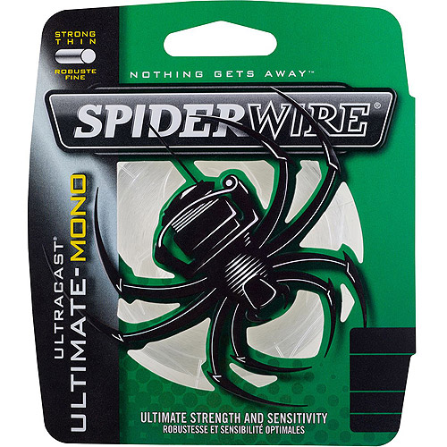 SpiderWire Ultracast Ultimate Monofilament Fishing Line