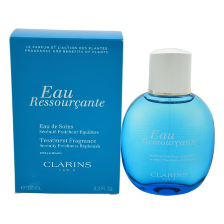 Eau Ressourcante Serenity Freshness & Balance by Clarins for Women - 3.3 oz Treatment