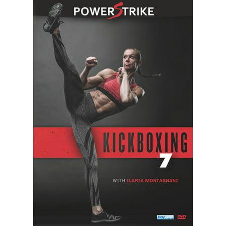 Powerstrike: Kickboxing 7 Workout (DVD)