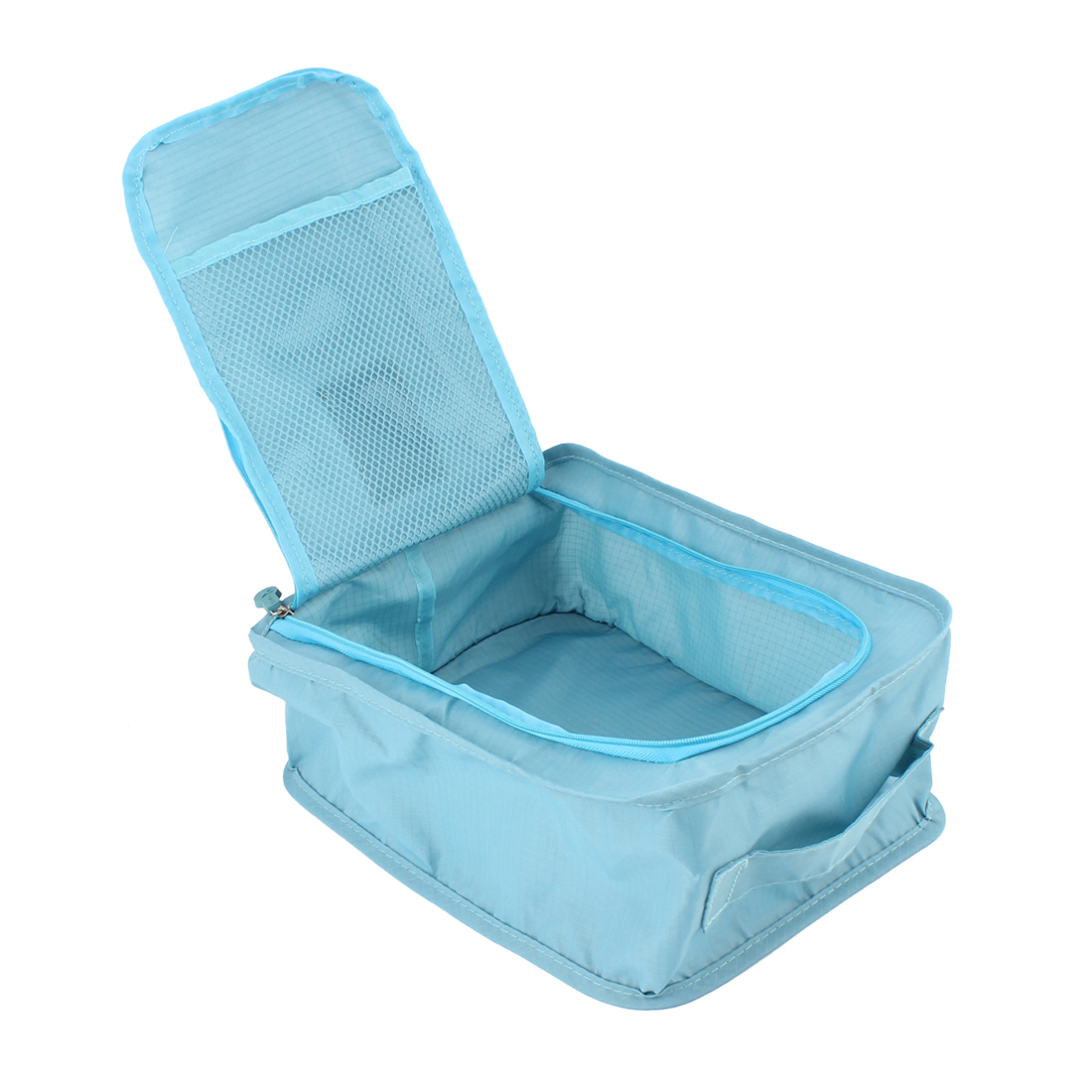 Unique Bargains Water Resistant Shoes Storage Folding Pouch Bag Case Organizer Keeper - image 3 de 6