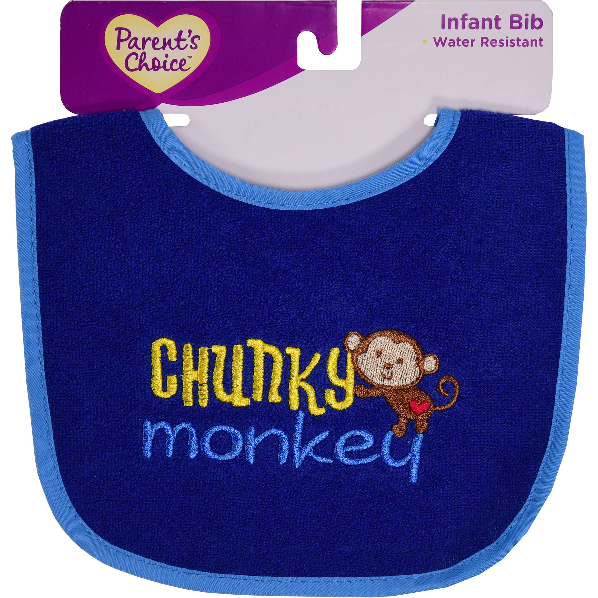 Parent's Choice Infant Bibs, 2 count