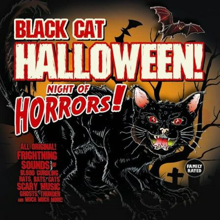 Black Cat Halloween - Black Cat Poems For Halloween