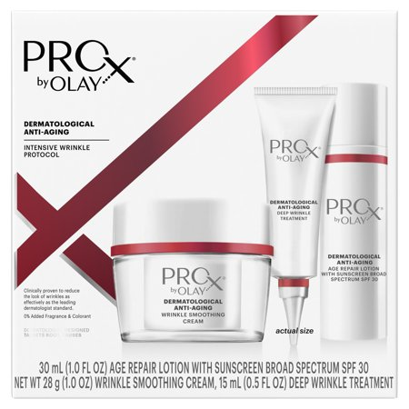 ProX by Olay Dermatological Anti-Aging Intensive Wrinkle (Olay Professional Pro X Deep Wrinkle Treatment Ingredients)