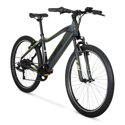 "Hyper E-ride Men's Electric Mountain Bike with 26"" Wheels & 36V Battery"