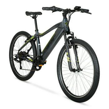 Hyper E-ride Electric Mountain Bike with 26