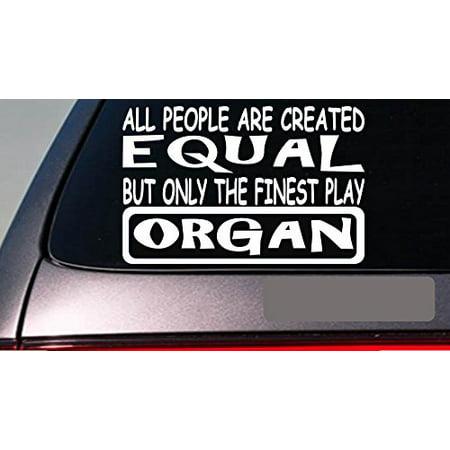 Watjen Concert Organ - Organ all people equal 6