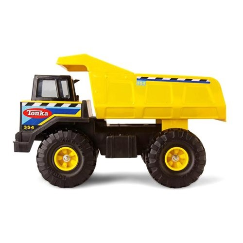 Tonka Classic Mighty Dump Truck by Funrise