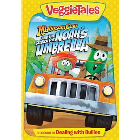 Veggie Tales: Minnesota Cuke and the Search for Noah's Umbrella (DVD) (Veggie Tales Halloween)