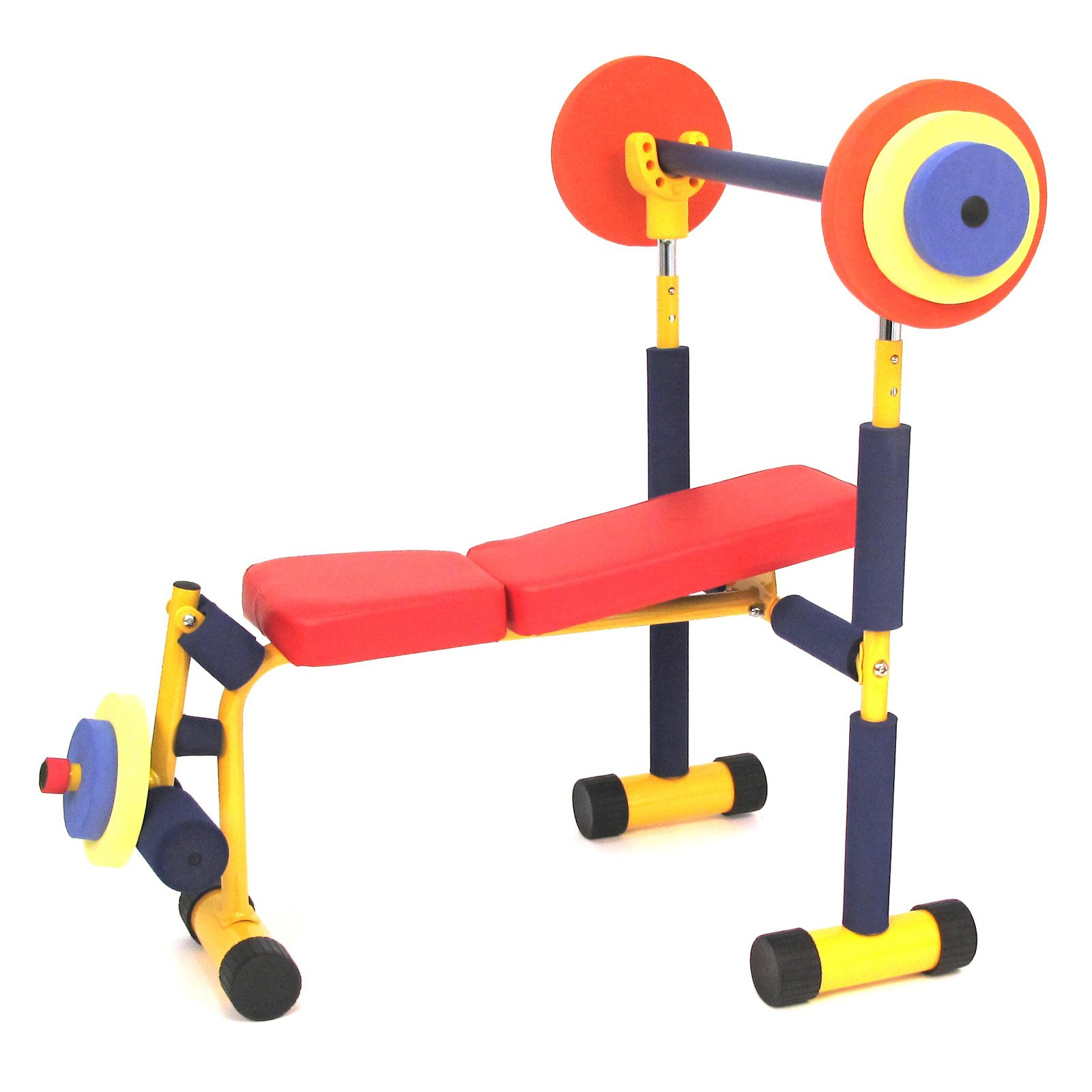Fun & Fitness Health Systems for Kids Weight Bench