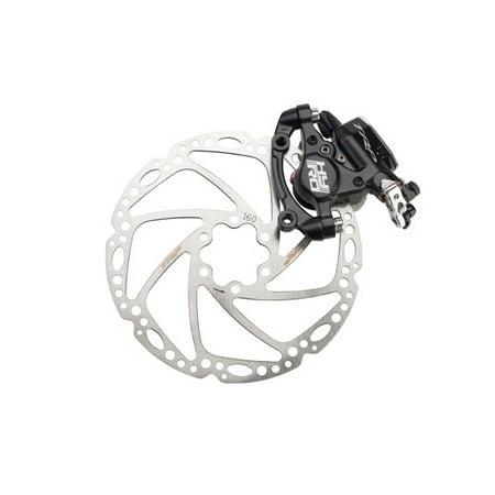 TRP Hy/Rd Hydraulic Disc Brake System Black 160mm Rotor Road Cross