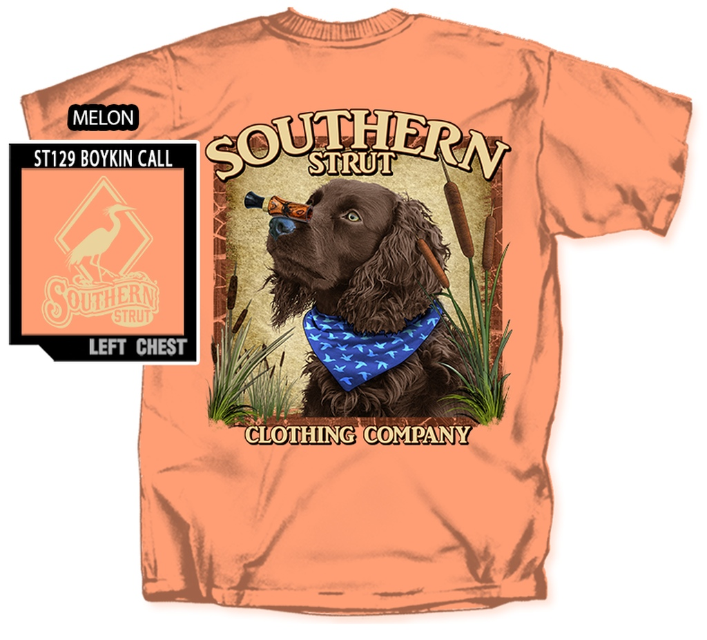 Labs Old Truck /& Fishing YOUTH Southern Strut Cotton Short Sleeve T Shirt