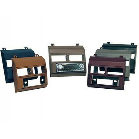 8 Dash Kit - SCOSCHE GM1482B - 1988-94 General Motors Full Size Truck Mounting Dash Kit for Car Radio / Stereo Installation; Full Panel. Color: Black