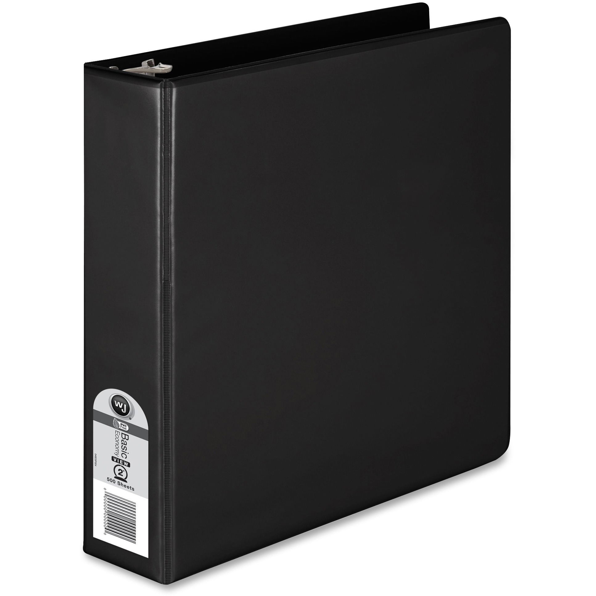 Wilson Jones 362 Basic Round Ring View Binder, 1 2\ by ACCO BRANDS