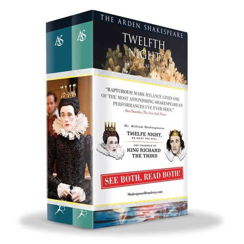 Twelfth Night and Richard III Limited Edition Set: Shakespeare on Broadway