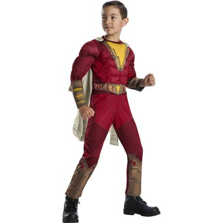 50s Boy Costume (Rubies Shazam Boys Halloween)