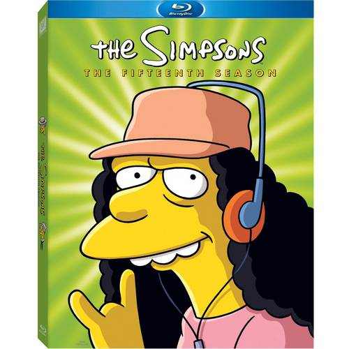 The Simpsons: The Complete Fifteenth Season (Blu-ray)