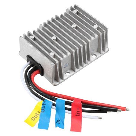 Unique Bargains Voltage Converter Regulator DC/DC DC 12V to DC 19V 20A 380W Power (3.3v Dc Regulator)