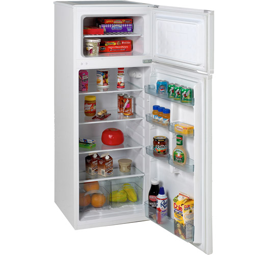 Avanti 7.4 Cu Ft Apartment Refrigerator, White