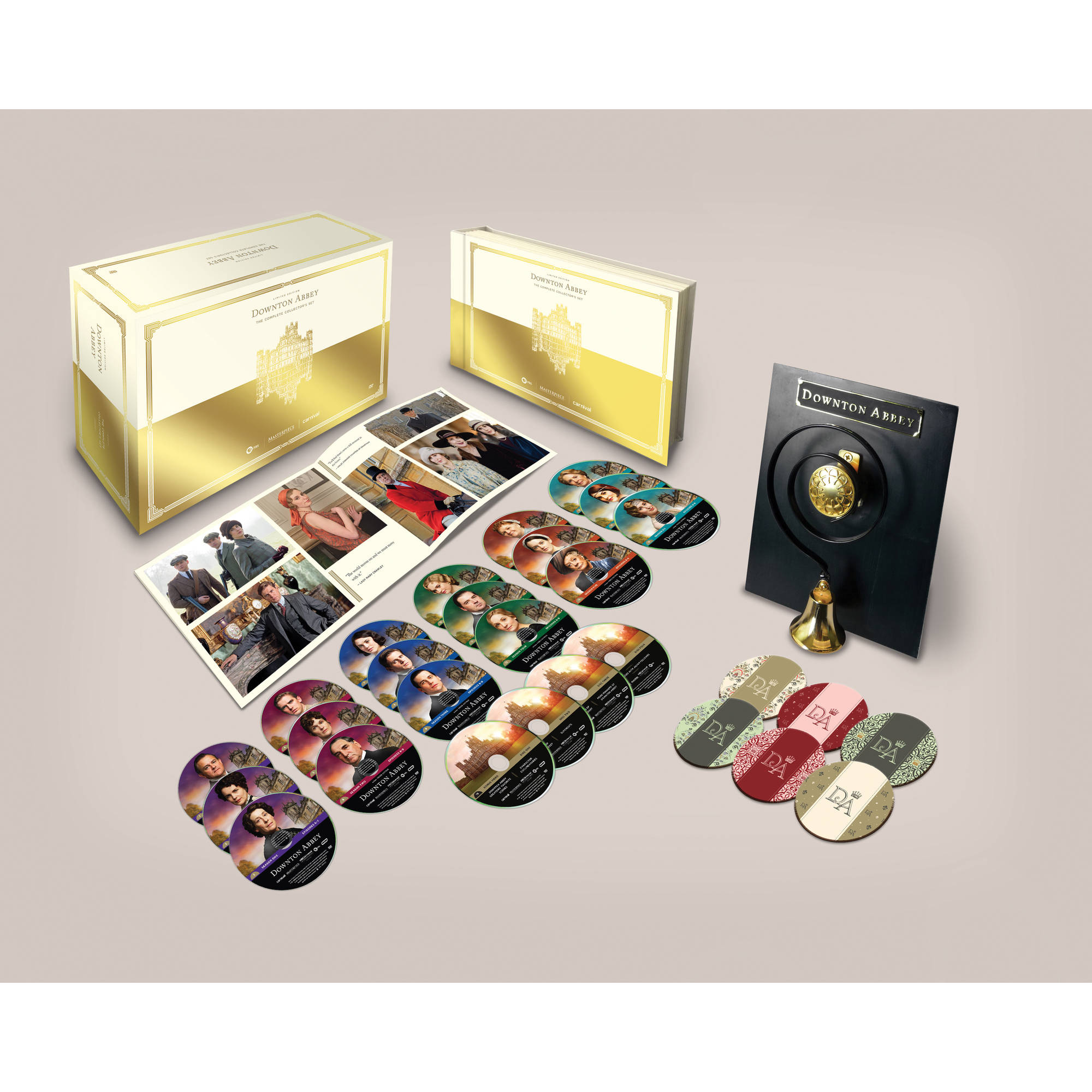Downton Abbey: The Complete Collector's Set (Limited Edition)
