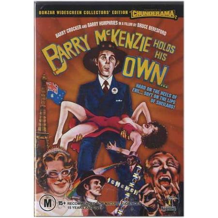 Mckenzie Teen Beach Movie (Barry McKenzie Holds His Own [ NON-USA FORMAT, PAL, Reg.0 Import - Australia)