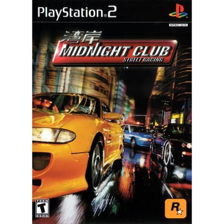 midnight club: street racing - playstation 2 ()