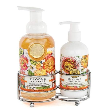 Michel Design Works Foaming Hand Soap And Lotion Caddy