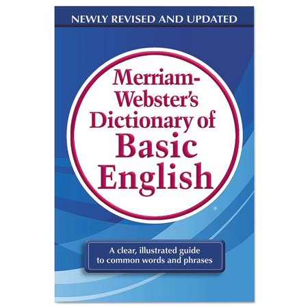 Dictionary of Basic English, Paperback, 800 Pages (Computer Dictionary 2018)