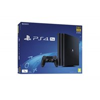 sony playstation 4 pro 1tb console - black (ps4 pro)