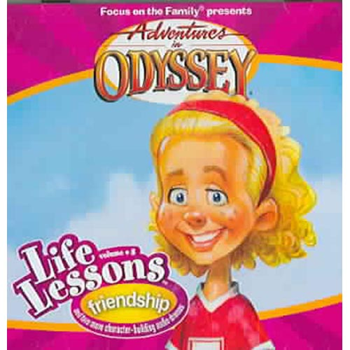 Adventures In Odyssey Life Lessons: Friendship