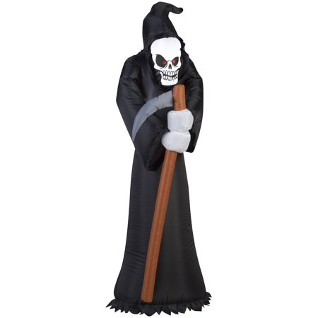 5' Airblown Reaper Halloween Inflatable