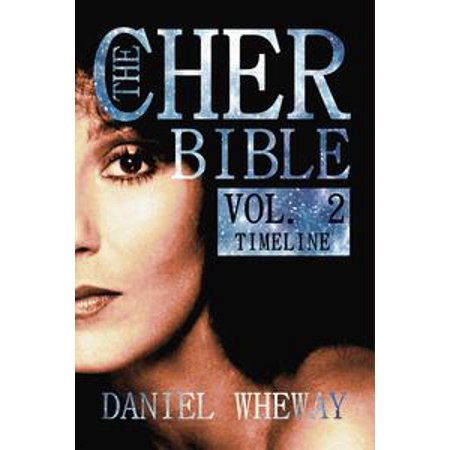 The Cher Bible, Vol. 2: Timeline - eBook - Bible Time Line
