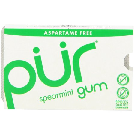 Pur Gum, Spearmint 9 pieces