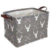 Rectangular Fabric Storage Box