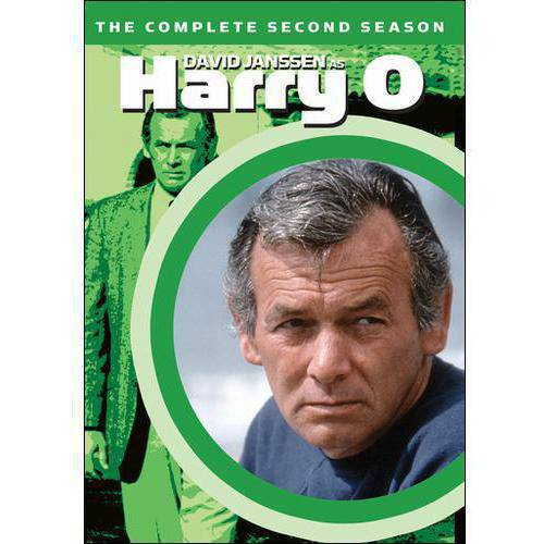 Harry O: The Complete Second Season (Full Frame)