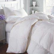 1-PC 899 Queen White Goose Down Alternative Comforter, 100% EGYTION COTTON DUVET INSERT for All Season