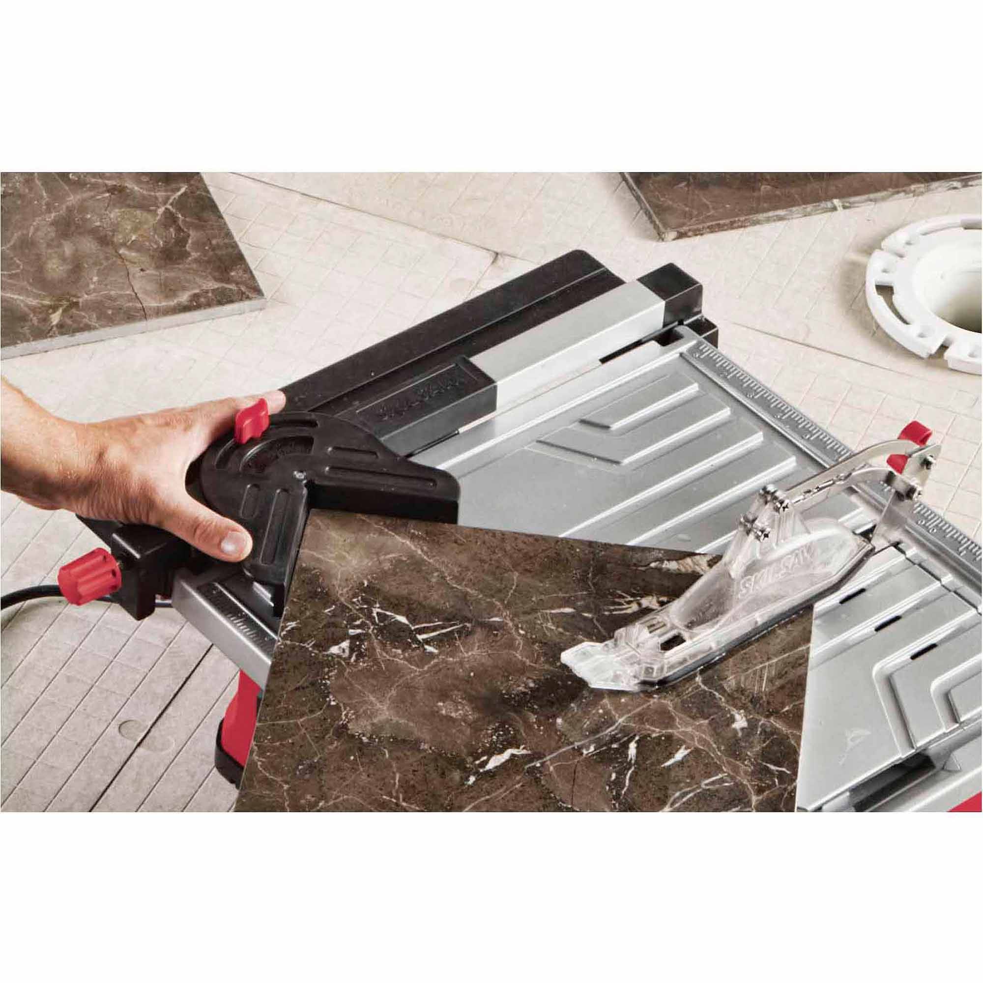 "Skil 3550-02 7"" Wet Tile Saw with HydroLock System"