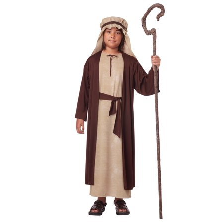 Boys Saint Joseph Costume (Saints Steelers Halloween)