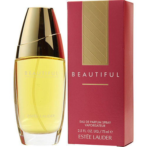 Estee Lauder 3937433 Beautiful By Estee Lauder Eau De Parfum Spray 2.5 Oz