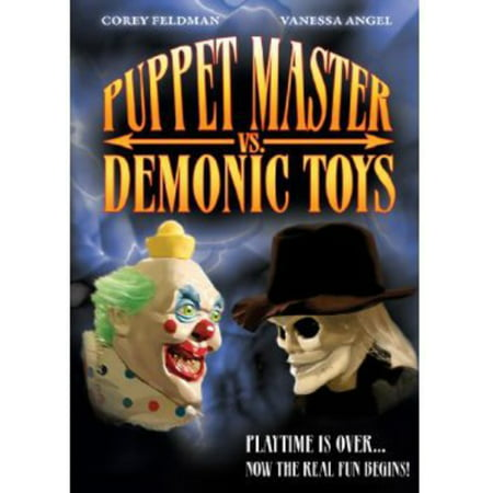 Puppet Master Vs Demonic Toys (DVD) (30 For 30 Angels In The Outfield)