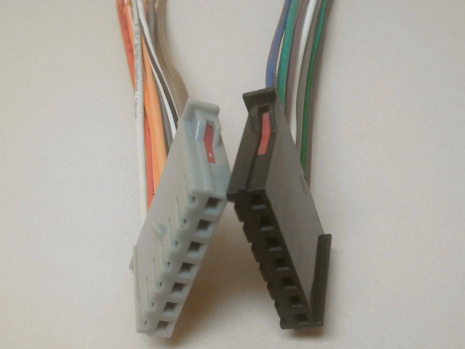 reverse wire harness wiring diagram