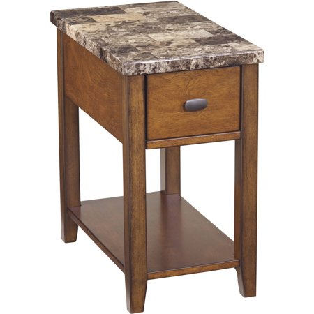 Signature Design By Ashley Breegin Chair Side End Table Multiple Finishes