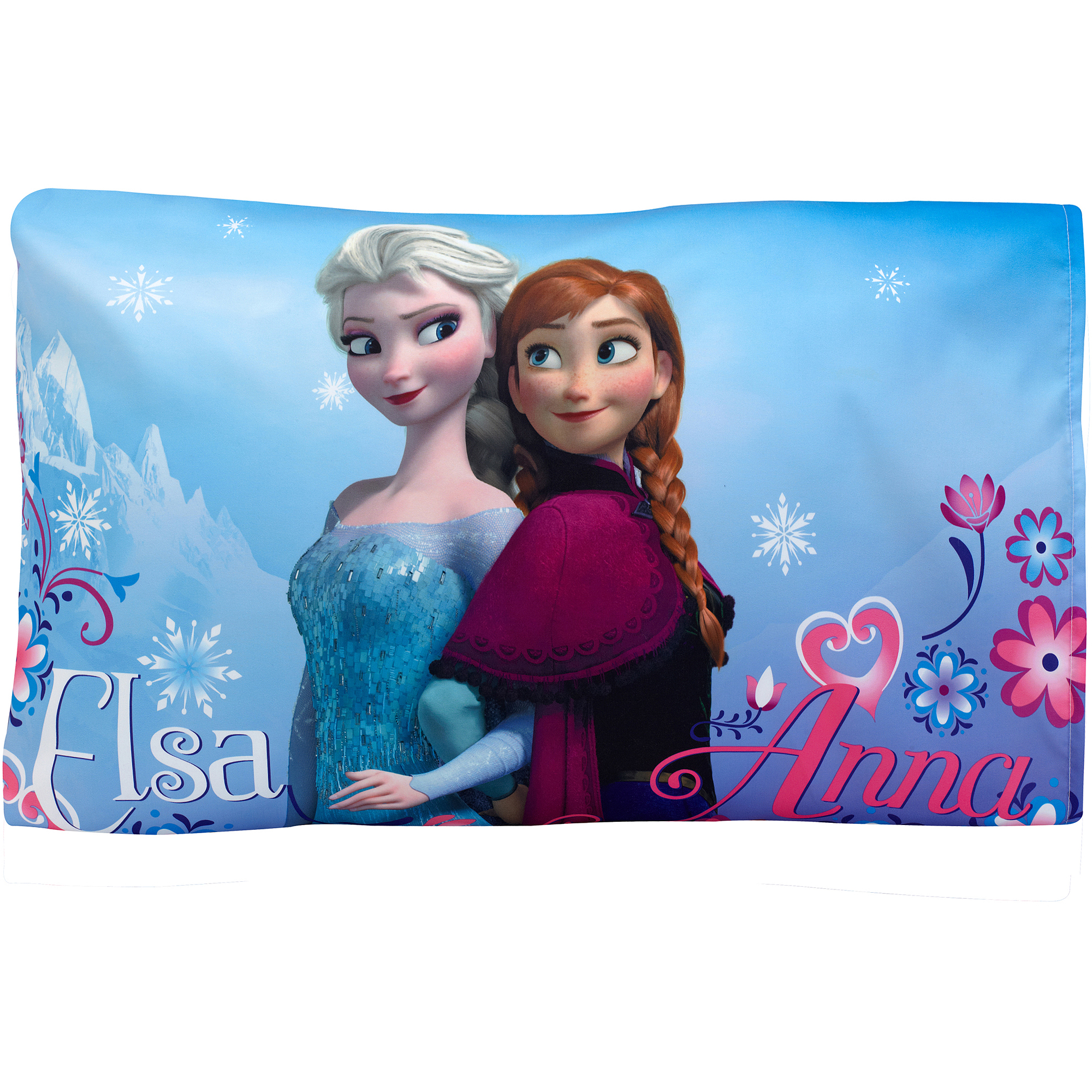 Disney Frozen 4 Piece Bedding With 15% Off 2 Piece Blanket And Pillow Set    Walmart.com