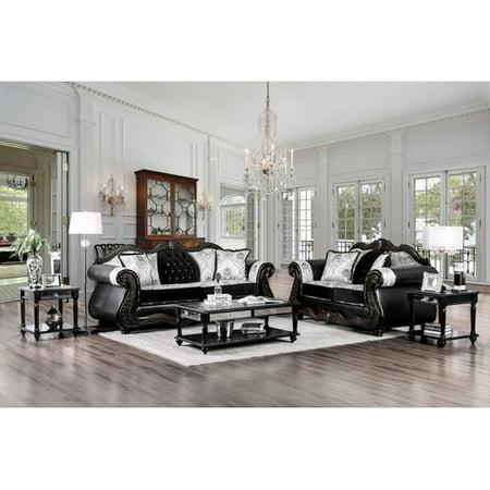 Astoria Grand Rieves 2 Piece Living Room Set